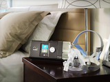 ResMed - AirSense™ 10 AutoSet CPAP Machine with HumidAir™ Heated Humidifier