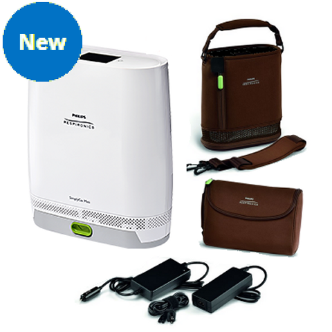 Simply Go Mini Portable Oxygen Concentrator