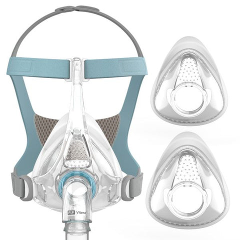 Fisher and Paykel Vitera full face CPAP mask