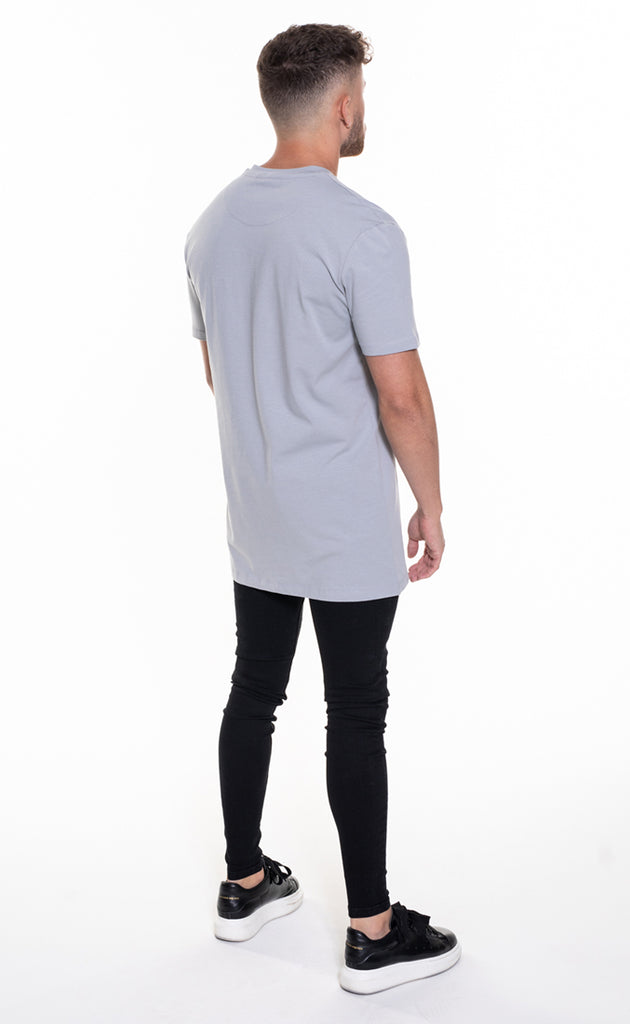 CORE T-SHIRT - RISE GREY