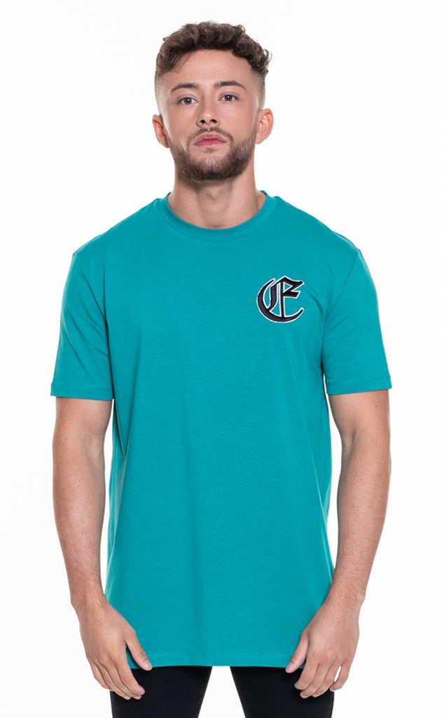 CORE T-SHIRT - TEAL
