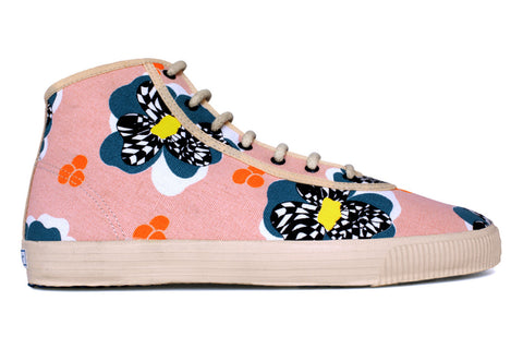 Floral Dee-Lite High Top