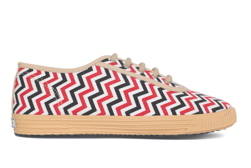 Chevron- Red