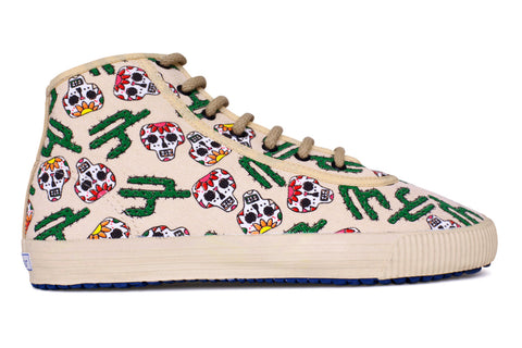 Viva Mexico High Top