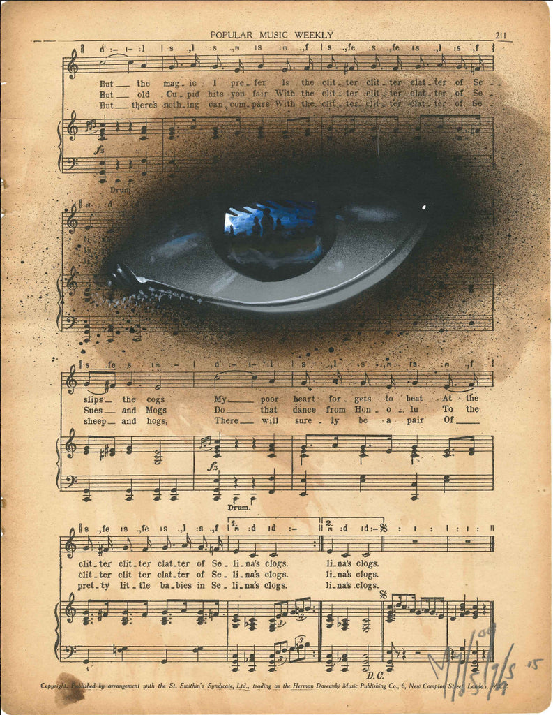 "My Dog Sighs - ""But... the magic"""
