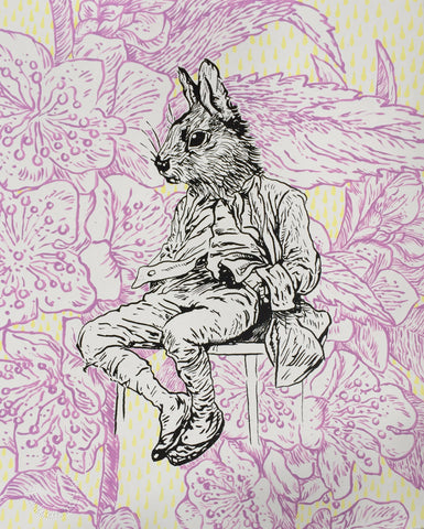 "Oko - ""Negotiator Rabbit"""