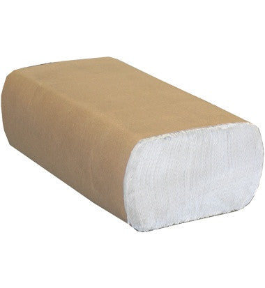 1759 Decor White Multifold Towels - Diversified Distribution Company