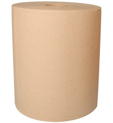 1760 Decor Natural Roll Towel 800' - Diversified Distribution Company