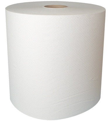 1762 Decor White Roll Towel 800' - Diversified Distribution Company