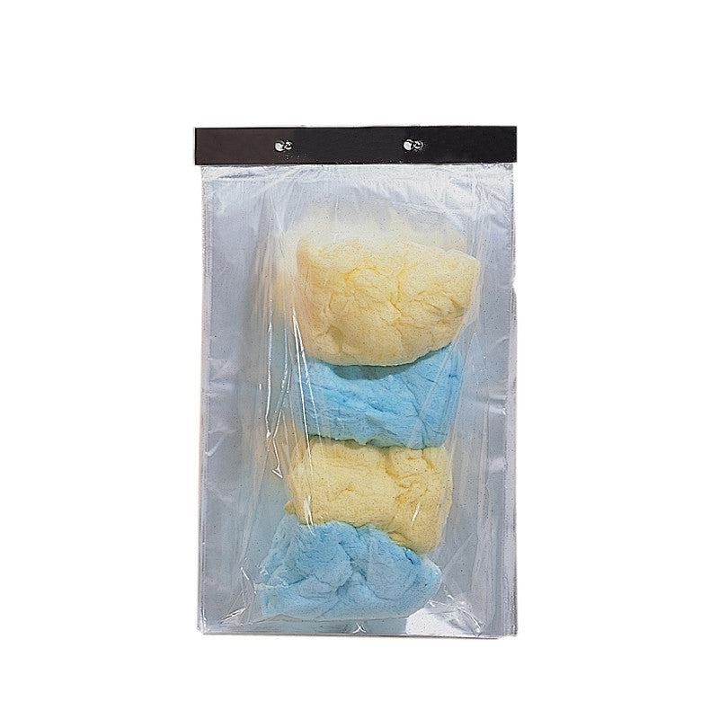 3064 Plain Cotton Candy Bags - Diversified Distribution Company
