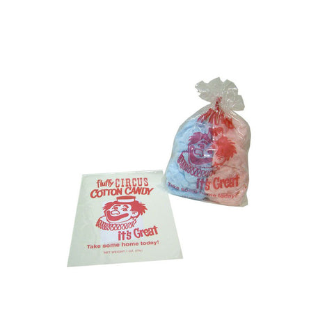 3065 Cotton candy (Floss) bags - Diversified Distribution Company