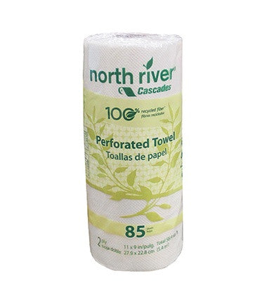 4073 North River Household Roll Towels - Diversified Distribution Company