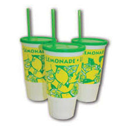 Berk 8021550 Economy Lemonade Cups - Diversified Distribution Company