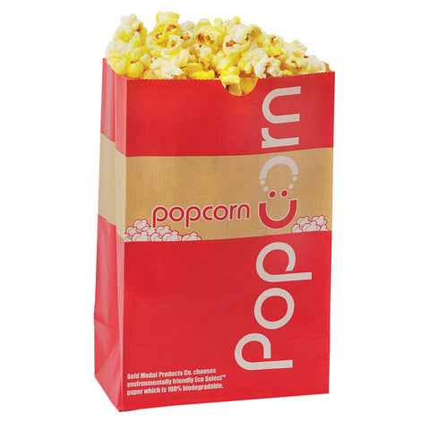 Laminated Popcorn Bags - Diversified Distribution Company