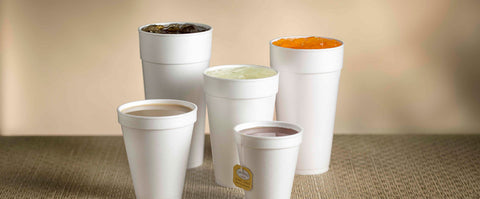 Foam Drink Cups - Diversified Distribution Company - 1