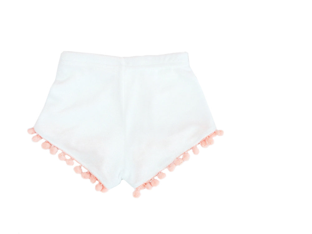 High Waisted Shorts - Pink