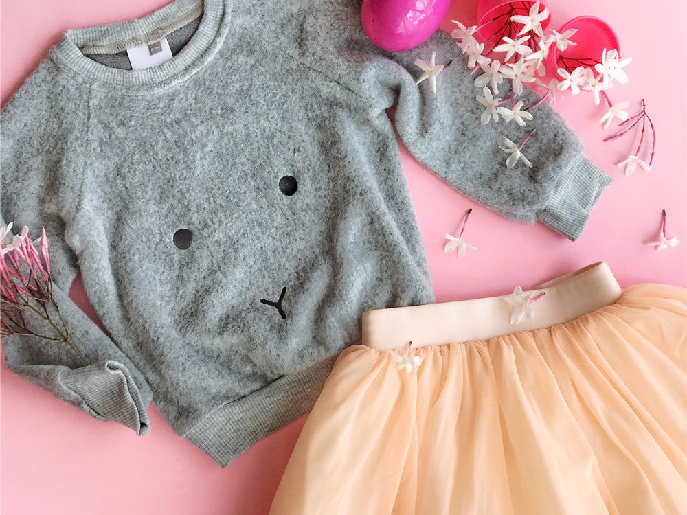Bunny Pullover