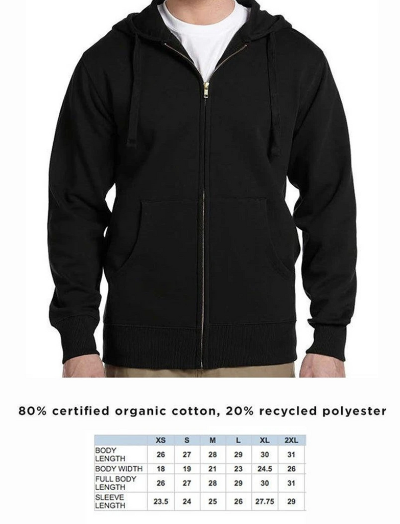 MILES TOLAND COLLAB - ORGANIC COTTON HOODIE