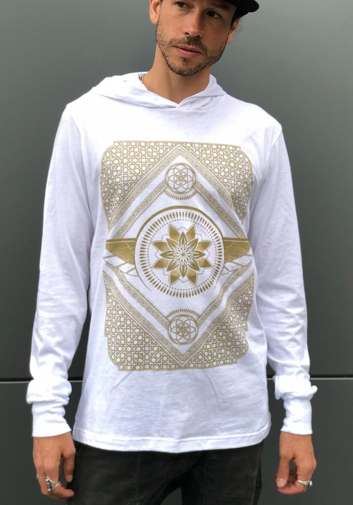 Eternal Time Long Sleeve Hoodie