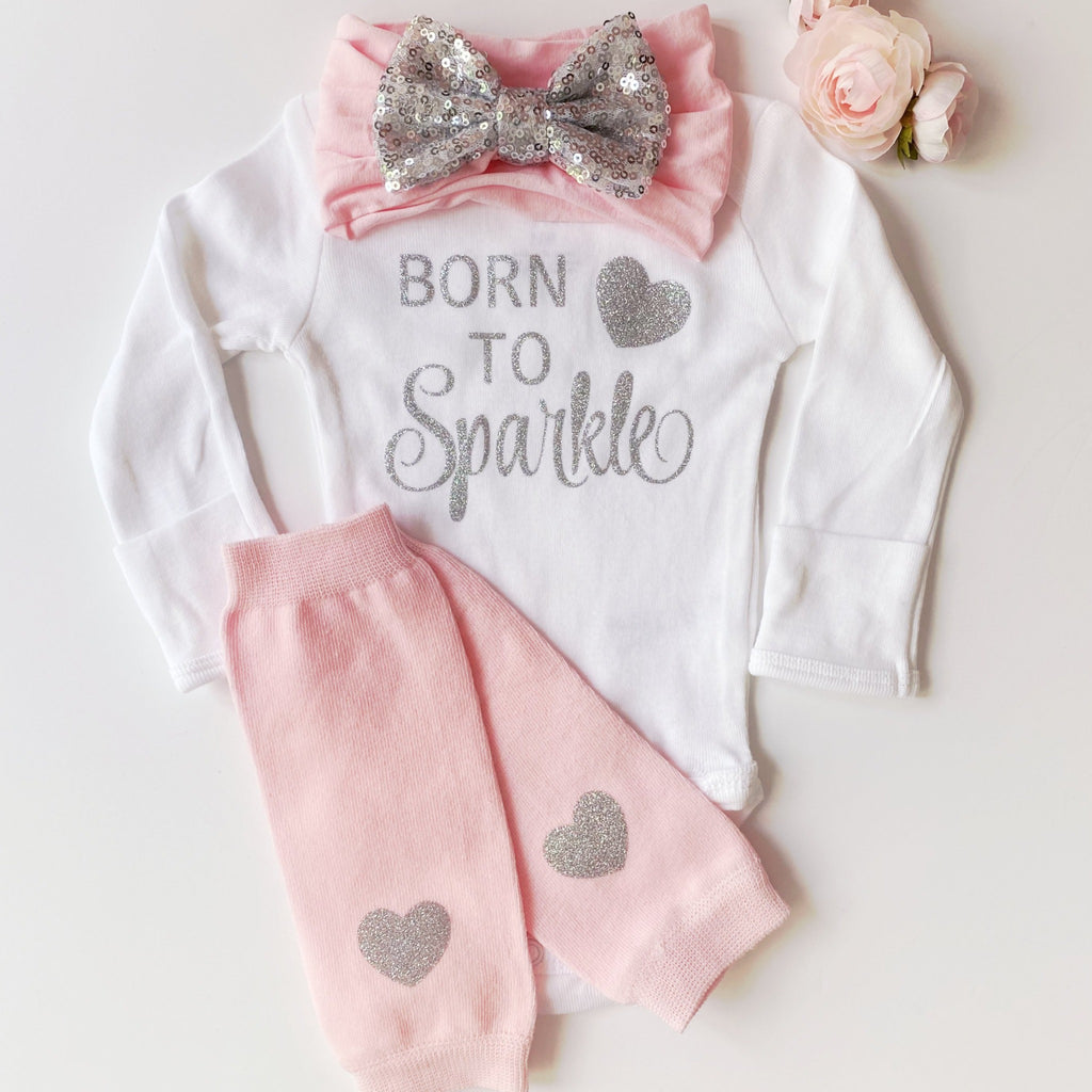 Born to Sparkle Outfit