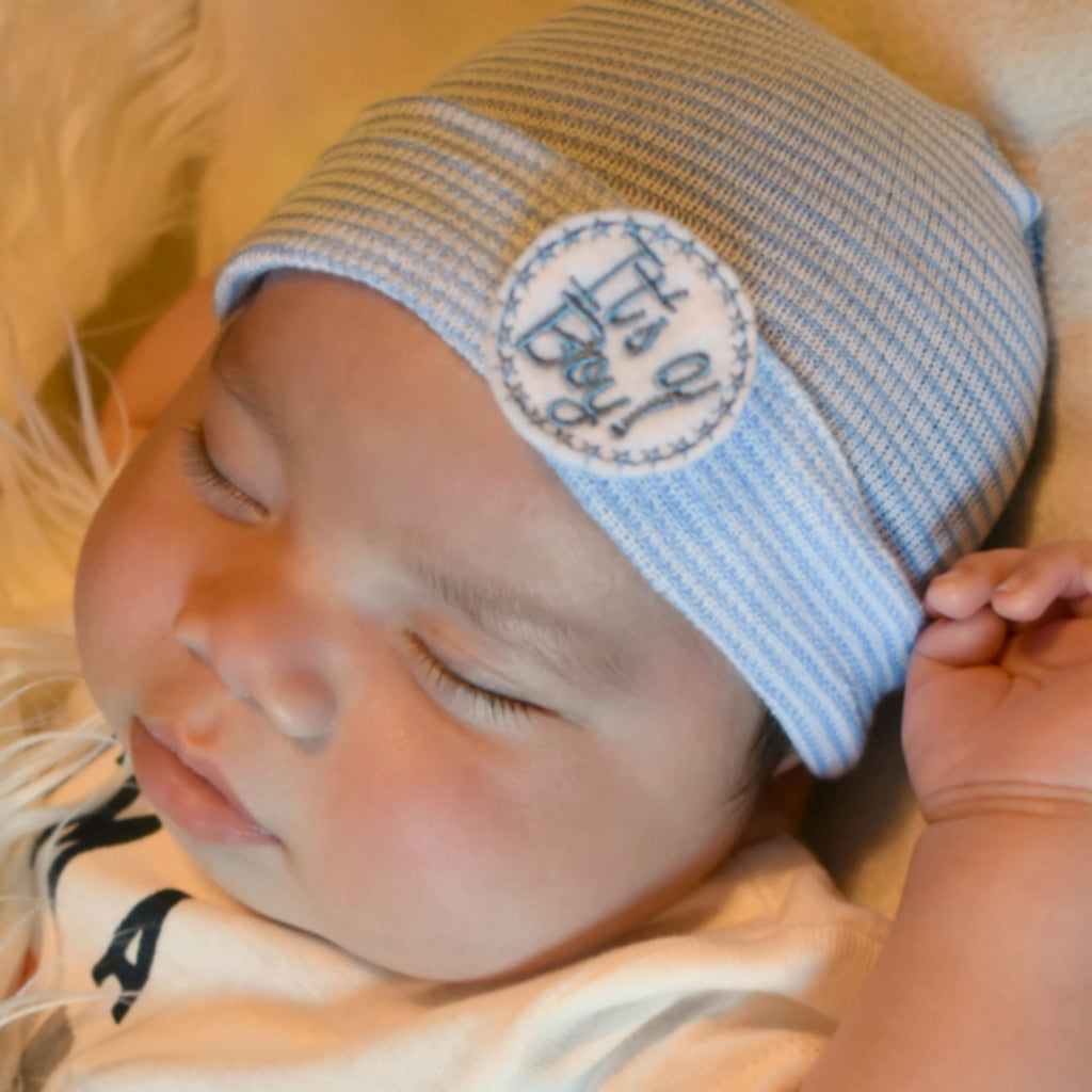 It's a Boy! Newborn Hospital Hat