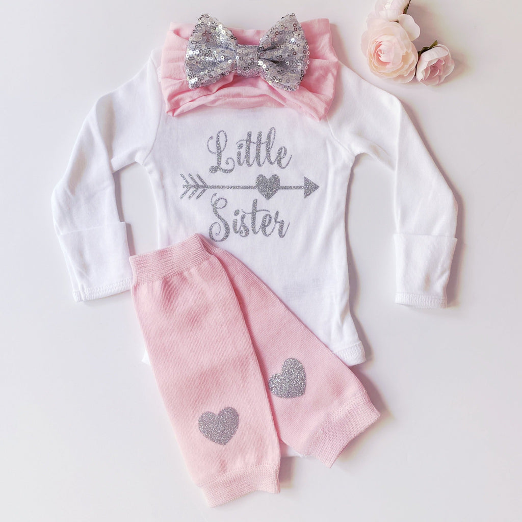 Welcome Little Sister Outfit