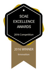 SCAE Excellence Award for Innovation