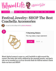 Festival Jewelry: Coachella Accessories | Holiday Life Magzine