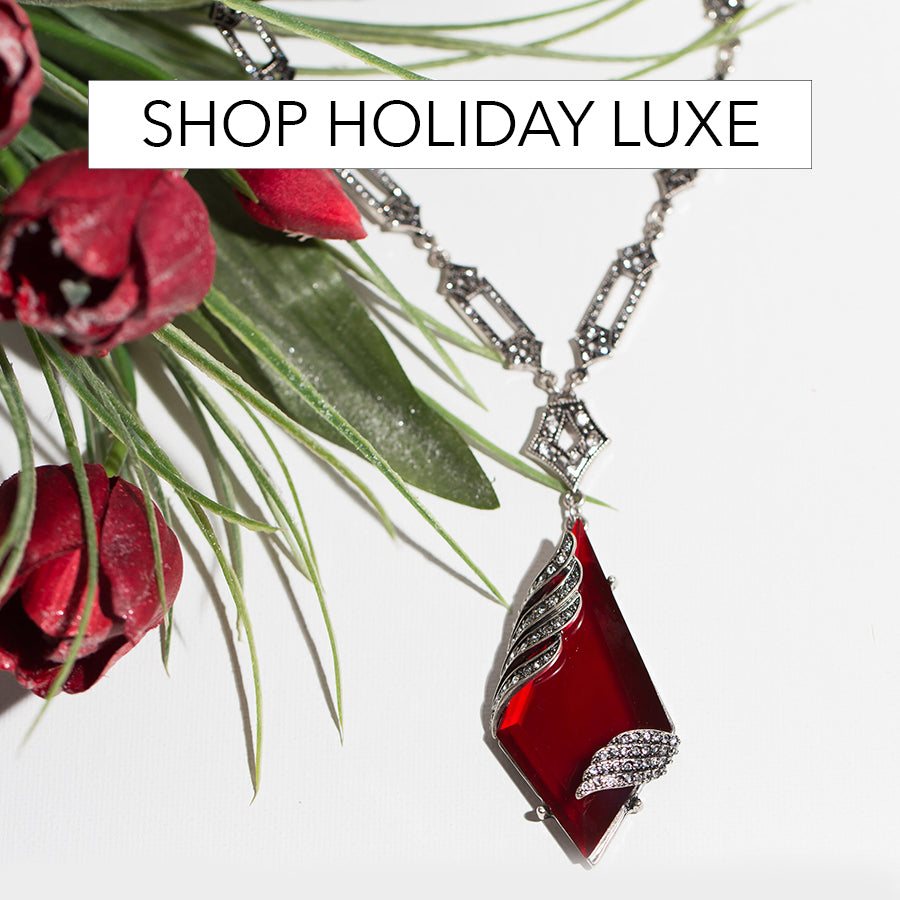 Shop Holiday Luxe