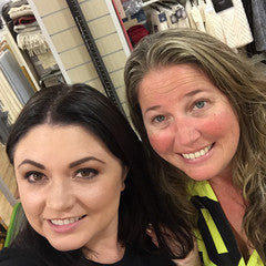 Kimmie and Melissa Go Shopping!