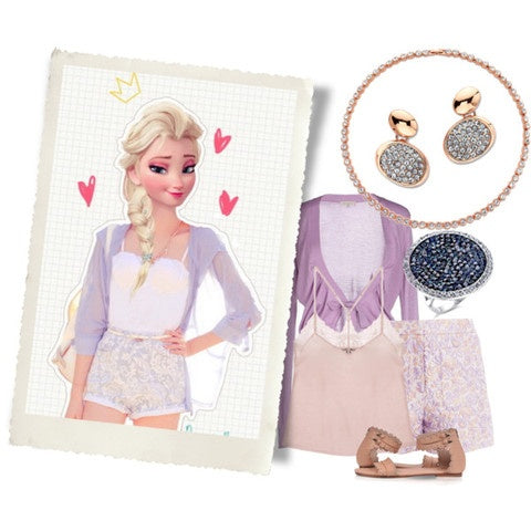Pink & Purple Winter Collection