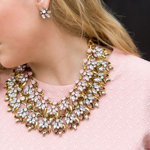 Layer Necklaces with the same necklace