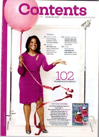 7 Charming Sisters Jewelry In Womans Day Magazine