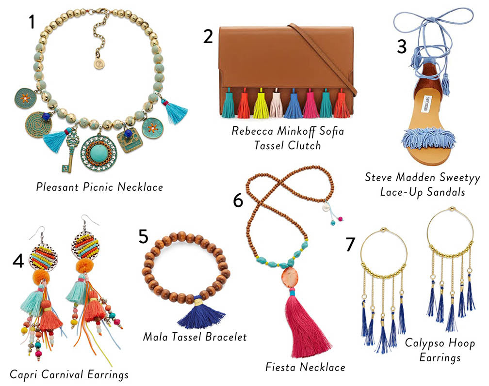Boho Jewelry and Fashion for Summer Looks
