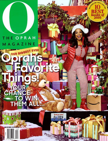 The Oprah Magazine - December
