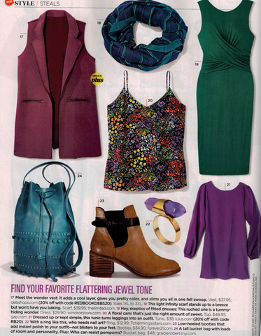 Networking Ring Featured in Redbook Magazine