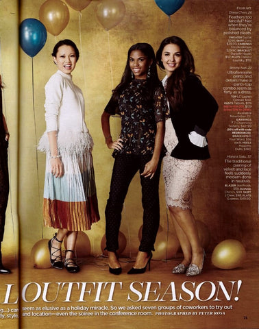 REDBOOK Outfit Season - 7 Charming Sisters