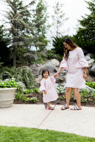 7 Charming Sisters presents Sandy a la Mode, fashion mommy blog