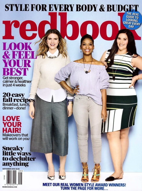 Redbook September Cover