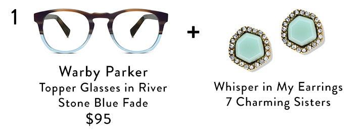 Cute, Nerdy Glasses for an Afforable Fashion