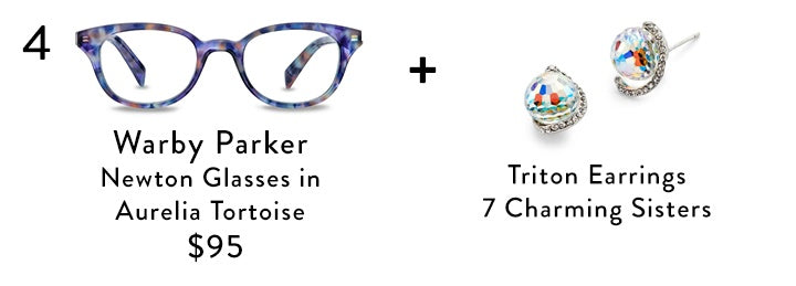 Make Nerdy Fashionable with these Affordable Glasses and Cute Jewelry