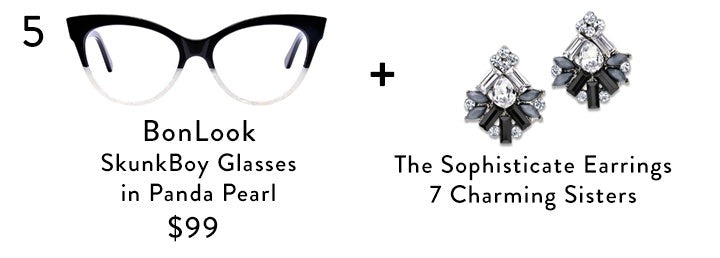 Cute, Affordable Glasses and Jewelry