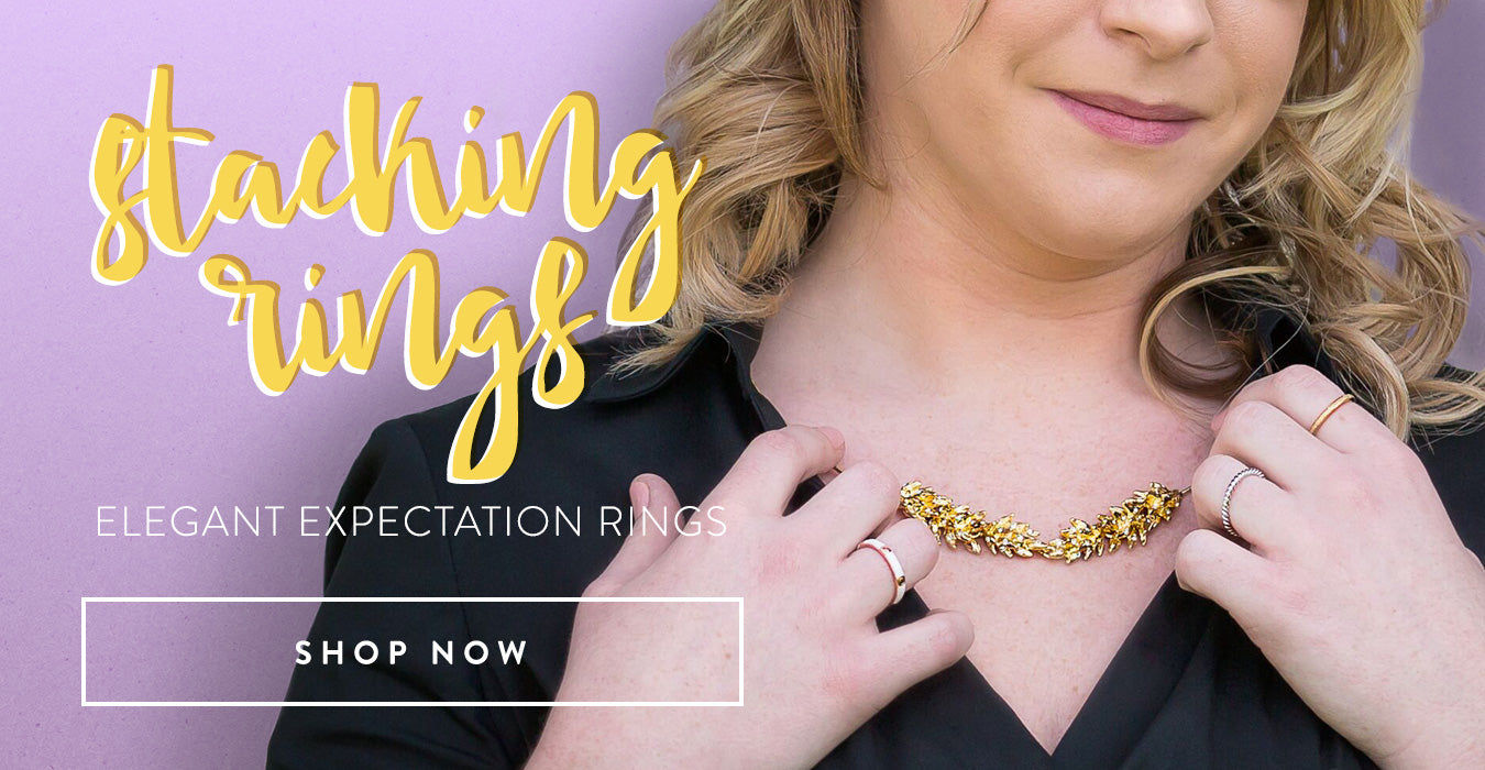 Stacking Rings | 7 Charming Sisters