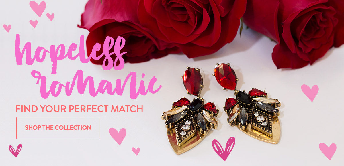 Valentine Jewelry Shop - 25% off Collection