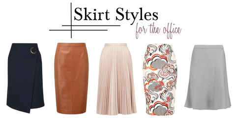 Skirt Style for the office - Belle