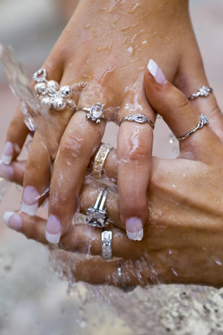 Jewelry in Water