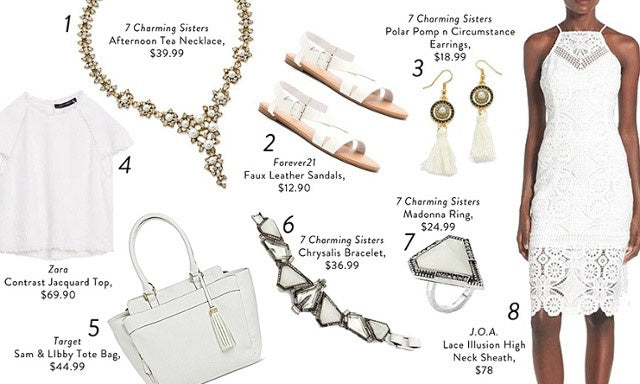 White Hot Summer Accessories
