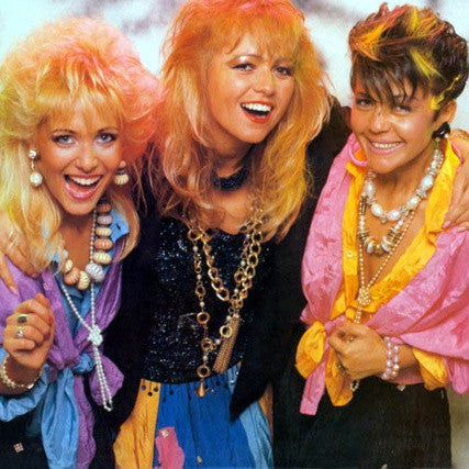 80s Fashion Trends - 7 Charming Sisters