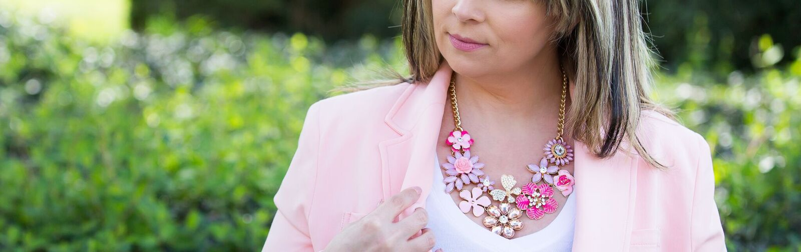 Trending Floral Jewelry