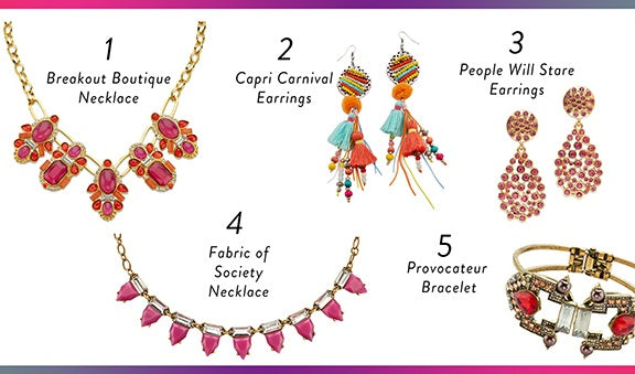 Warm Jewelry For Summer